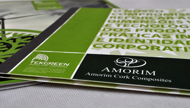 Marketing strategy Amorim Group