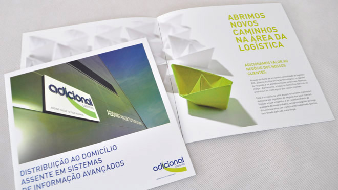 Design of brochure for Additional