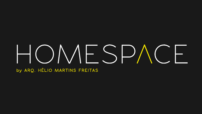 Design and creation of logo Homespace