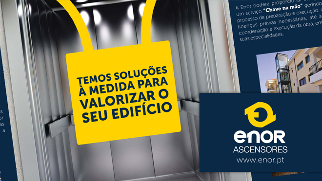 Advertising campaign Enor