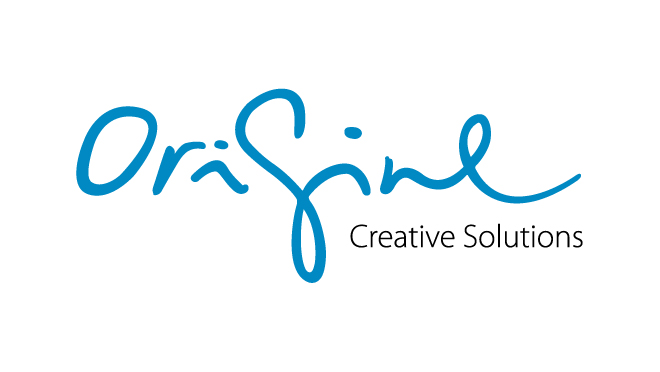 Creating logo'origine
