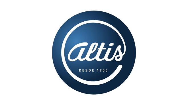 Creation of logo and branding Altis